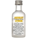 Absolut Citron 50 ml