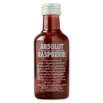 Absolut Raspberry 50 ml
