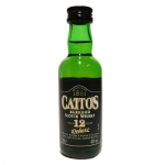 Cattos Blended 12 anos 50ml