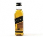 Johnnie Walker Black Label 12 anos 50 ml