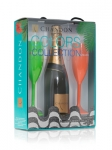 Kit Chandon Brut 2 taças