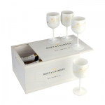 MOET ICE IMPERIAL WOODEN BOX (2X750ML)