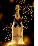 Moët Golden Diamond Suit 750ml