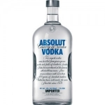 Vodka Absolut 1.75 L